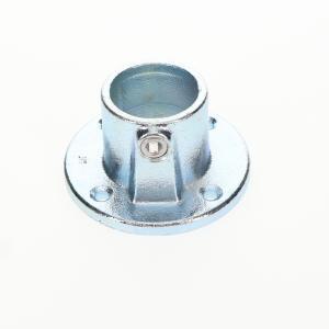 単管パイプ(直径48.6mm)用ジョイント金具。つなげて小屋や物置を造ろう。