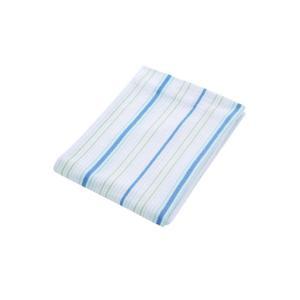 吸水速乾タオルケット シングル ブルー|komeri