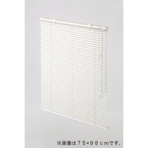 PVCカラーブラインド 88×138cm アイボリー|komeri