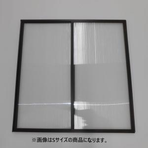 エコな簡易内窓LLキット ブラウン|komeri