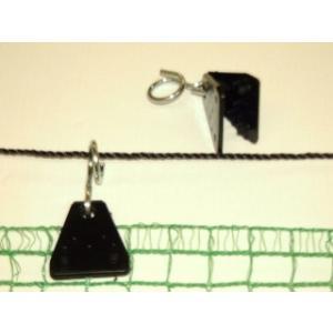 吊り具アイクリップ 100入り|komeri