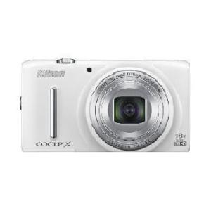 ニコン デジタルカメラ クールピクス(COOLPIX) S9400 ホワイト|komeri