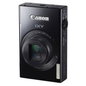 キヤノン コンパクトデジタルカメラ イクシー(IXY)1 BK|komeri