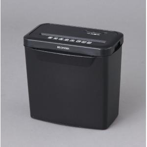 アイリス シュレッダー P5GCX ブラック|komeri