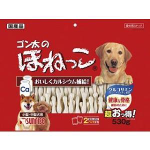 サンライズ ゴン太のほねっこ 小型・中型犬用 530g komeri