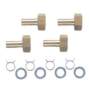 ペア樹脂管金具セット T421−4S−10A
