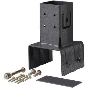 ラティス固定金具 10cm ブロック|komeri
