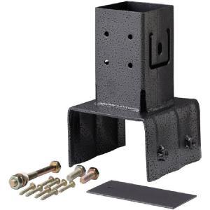ラティス固定金具 12cm ブロック|komeri