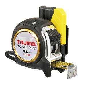タジマ(TJMデザイン) セフGロックマグ爪25 5.0m メートル表記  GASFGLM2550