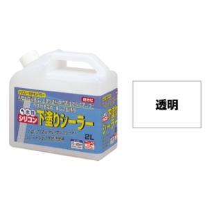 水性シリコン下塗りシーラー2L|komeri