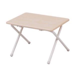 ミニローテーブル YST−5040L ナチュラル/アイボリー|komeri