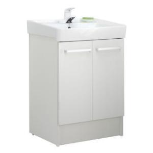 LIXIL 洗面化粧台用洗面台 D7N3−604/VP1W 一般地用|komeri