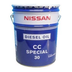 日産 ディーゼルスペシャルオイル CC30 20L|komeri