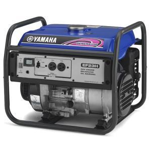 ヤマハ発電機 EF23H 60Hz|komeri