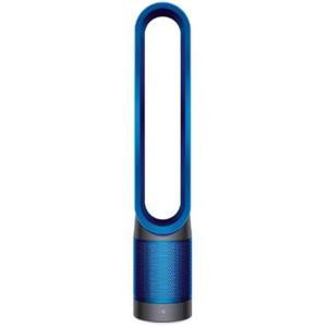ダイソン扇風機 PureCoolink 空気清浄器付タワーファン TP02IB アイアン/サテンブルー|komeri