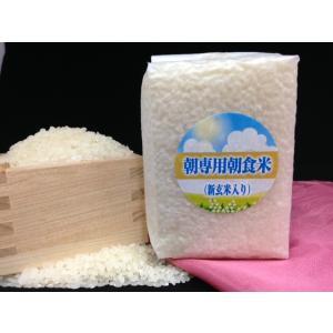 少量パック お試しに 朝食専用米(三合:450g)|komeya-hinode