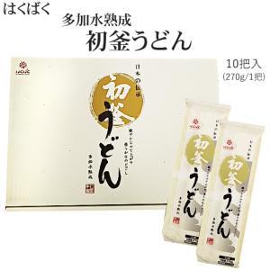 はくばく「初釜うどん」10袋|komeya