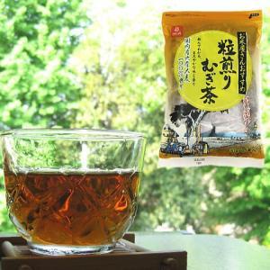 はくばく 粒煎りむぎ茶 (30g×15パック)|komeyaookura