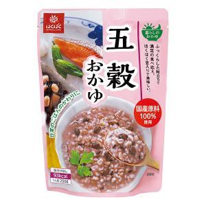 はくばく 五穀おかゆ (250g)|komeyaookura