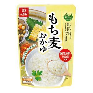 はくばく もち麦おかゆ (250g)|komeyaookura