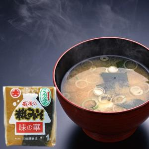 越後の糀みそ 味の華(1kg)|komeyaookura