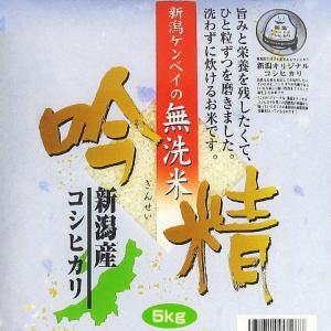 《無洗米》 新潟産コシヒカリ 5kg(令和2年産)【送料無料(本州のみ)】 komeyaookura