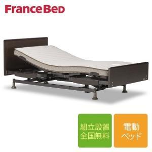 フランスベッド 電動ベッド シングル レステックス-02F 3モーター RX-THF マットレス付き | フランスベッド レステックス 上下 リクライニング 介護 低反発|komichi-2018