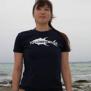 釣りTシャツ YELLOW FIN TUNA Tシャツ|komo