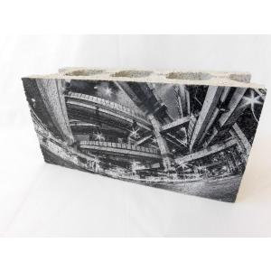 【コモチの新デザイン】ファニーブロック モノクロブロック B 〈商品番号 F-31〉|komochi-store