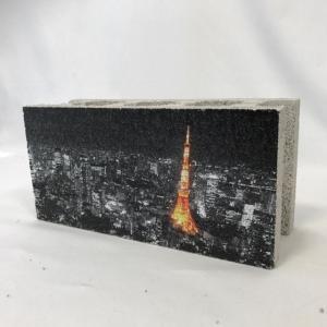 【コモチの新デザイン】ファニーブロック モノクロブロック J 〈商品番号 F-39〉|komochi-store