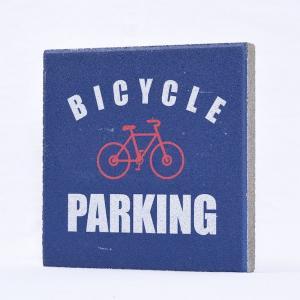 【ガーデンサイン】平板ブロック 駐車場 青 〈商品番号 H200-G2,H300-G2〉|komochi-store