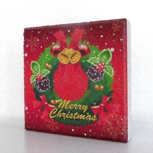 【ガーデンサイン】クリスマス 平板ブロック B 〈商品番号  H200-G11〉|komochi-store
