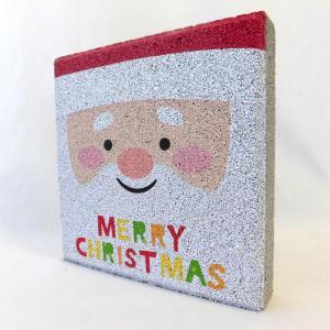 【ガーデンサイン】クリスマス 平板ブロック G 〈商品番号  H200-G27〉|komochi-store