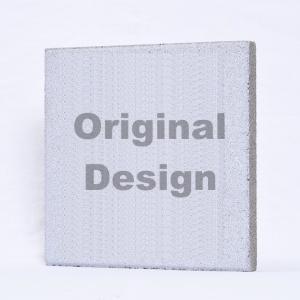 【ニーズ別印刷】平板ブロック 200mm×200mm×35mm 〈商品番号 H200-O1〉|komochi-store