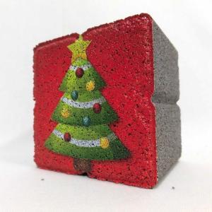 【ガーデンサイン】クリスマス ピンロック B 〈商品番号  P-46〉|komochi-store