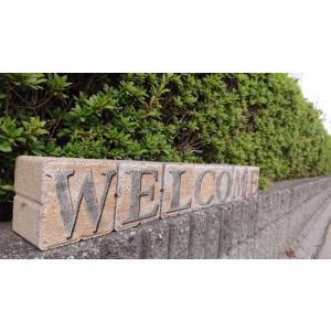 【ガーデンサイン】ピンロック アルファベット 7個セット 〈商品番号 P-A7〉