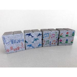 【ガーデンサイン】ピンロック 4個セットD 〈商品番号 P-S4〉|komochi-store