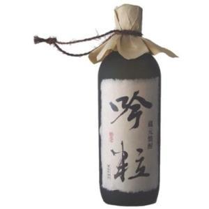 笹の川酒造 福島県蔵元焼酎 吟粒 720ml|komodokoro