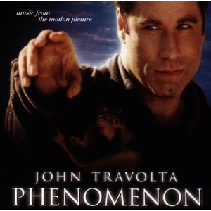 Phenomenon: Music From The Motion Picture|komomoshop