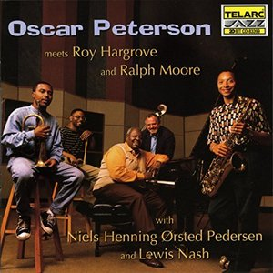 Oscar Peterson Meets Roy Hargrove and Ralph Moore|komomoshop
