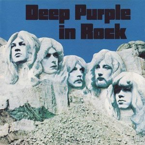 Deep Purple In Rock (25th Anniversary Edition)|komomoshop