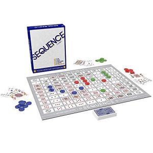 シークエンス Sequence 米国発 五並べ ボードゲーム 8002 正規品|komomoshop