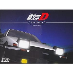 頭文字(イニシャル)D VOLUME-1 [DVD]|komomoshop