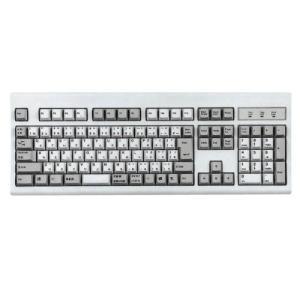 エレコム キーボードカバー NEC デスクトップ PKB-98NX3(NEC98NXキーボードカバー) komomoshop