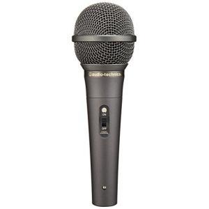 audio-technica ダイナミック型ボーカルマイクロホン プロテクトリング付き AT-X11 ブラック|komomoshop
