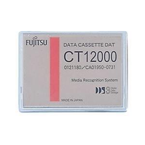 FUJITSU 富士通 DATテープ CT12000 121180 DDS-3 12GB(24GB)|komomoshop