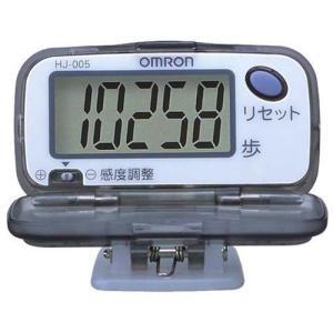オムロン(OMRON) 歩数計 ヘルスカウンタ ステップス ピュアホワイト HJ-005-W komomoshop