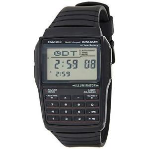 カシオ CASIO データバンク 腕時計 DBC32-1A [逆輸入品]|komomoshop