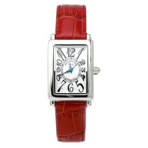 [アレサンドラオーラ] 腕時計 AO-1500-18 RE レッド|komomoshop