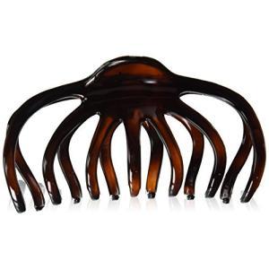[キャラバン] Caravan ヘアアクセサリー ハンプ バンスクリップ 大きな波歯で髪をひとまとめに フランス製 3878|komomoshop